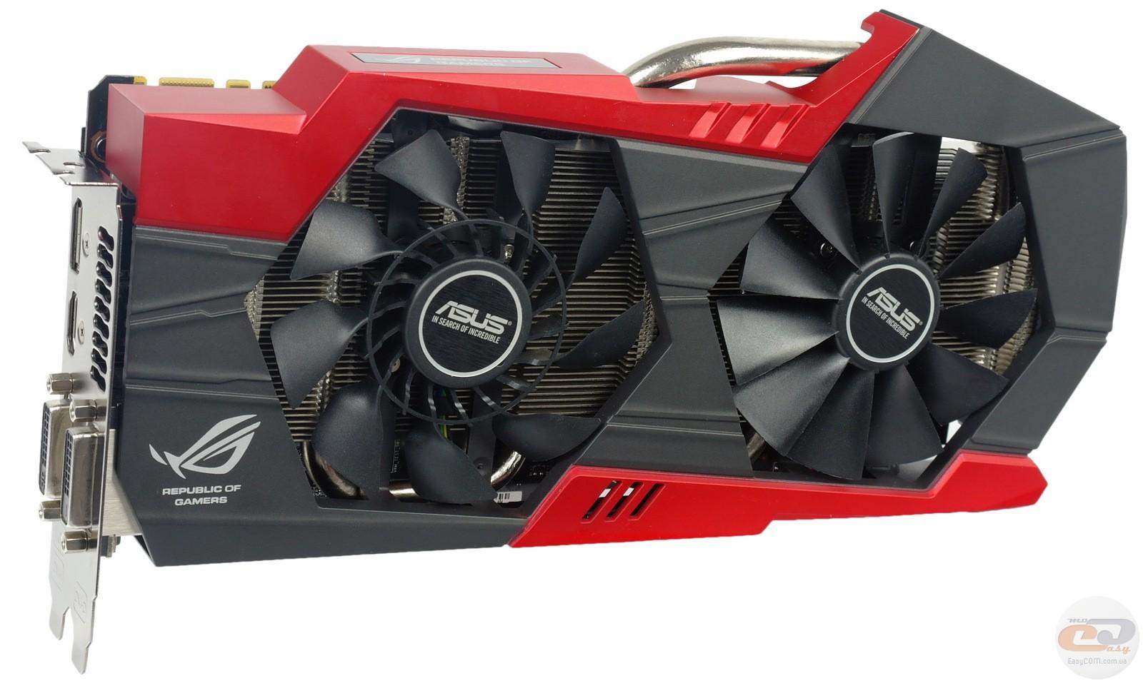 ASUS GeForce GTX 760 STRIKER PLATINUM review and ...