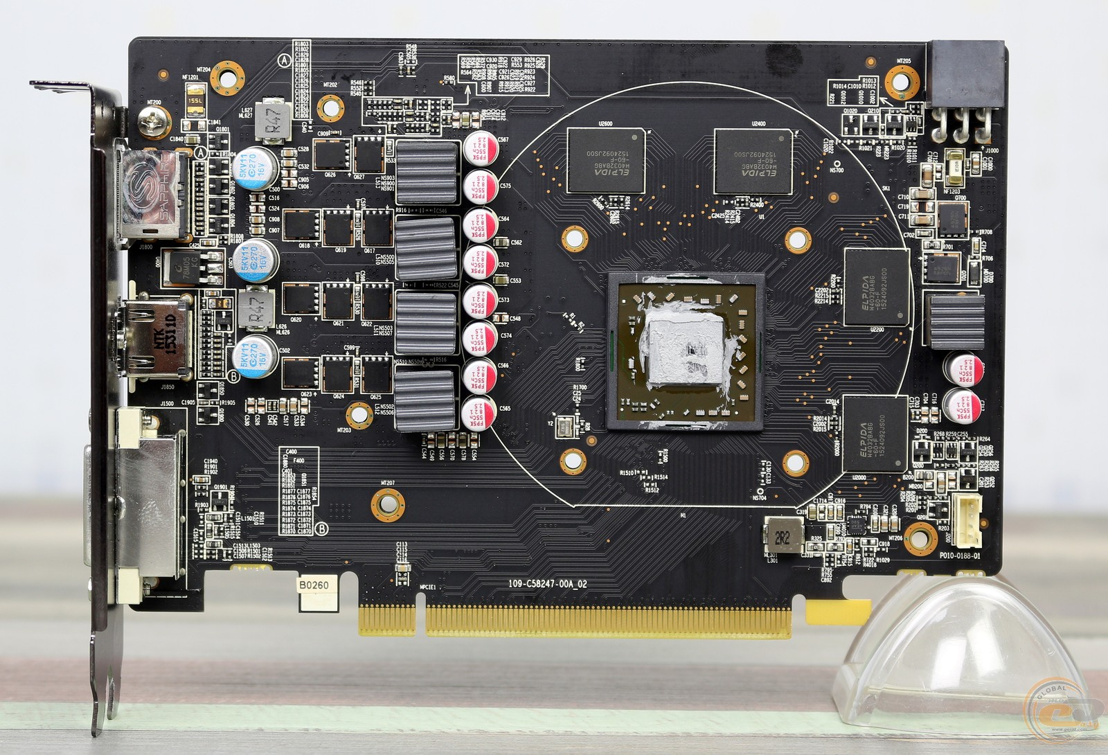 SAPPHIRE NITRO Radeon R7 360 2G D5